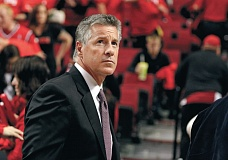 TRIBUNE FILE PHOTO: JONATHAN HOUSE - Neil Olshey, general manager of the Trail Blazers, figures to have plenty of options in todays NBA draft.