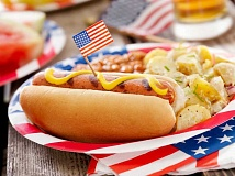 SUBMITTED PHOTO - Hot dogs are a traditional American food often served on the Fourth of July. The folks at the Lake Oswego Adult Community Center will host a special lunch July 1 in honor of the holiday.