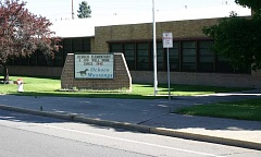 JASON CHANEY - The Ochoco Elementary School building is now for sale after closing less than two weeks ago.