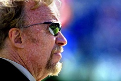 TIMES FILE PHOTO - Nike Chairman Phil Knight announced on Tuesday that he would be stepping down from the company he co-founded in 1964.