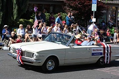 Hillsboros Fourth of July Parade is the largest parade of the day in Oregon.