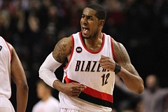 TRIBUNE FILE PHOTO - Trail Blazers forward LaMarcus Aldridge has reportedly agreed to a deal with the San Antonio Spurs.