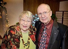 SUBMITTED PHOTO - Elizabeth and Robert Bentley
