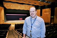 SETH GORDON - Crosstown transplant - Longtime C.S. Lewis Academy teacher and administrator Mike McConaughey is replacing Drea Ferguson, who retired after 20 years this spring, as theater director at Newberg High School.