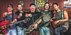 CONTRIBUTED PHOTO - Country rockers Saturated Phats will play a Music Mondays show at Greshams Arts Plaza, 401 N.E. Second St., between Hood and Kelly avenues, from 6:30-8 p.m. Aug. 10.