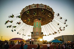 COURTESY: OREGON STATE FAIR - The 150th Oregon State Fair, Aug. 28 to Sept. 7, features fun for everybody, including concerts by Pat Benatar and Neil Giraldo) on Sept. 3 and Vince Gill on Sept. 1.