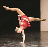 COURTESY PHOTO: ANN FINCH - Nicole Finch, seen here during her senior recital at the Silverton Ballet dance school, is the newest instructor for Dance Dance Dance in Woodburn.