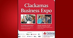 (Image is Clickable Link) Clackamas Business Expo 2015