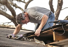 COURTESY PHOTO - Having your roof professionally inspected before heavy snows or rains arrive, will guarantee youll stay warm and dry during the colder months.