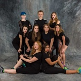 COURTESY PHOTO - Westside Derby Brigade includes (L-R) Front row: Taylor Stenius, Tuck N Roll, 15, Hillsboro; Ashley Hatcher, Brown Sugar Showtime, 15, Forest Grove (Team Captain); Second row: Isis Morton, Fools Gold, 16, Hillsboro; Elizabeth Teays, Liberator, 14, Hillsboro; Jennie Lingar, Sucker Punch, 15, Hillsboro; CeCe Cosby, Little Bit, 12, Beaverton; Third row: Ava Shearer, Iron Hide, 16, Forest Grove; Andrew Robinson, Spartacus, 15, Hillsboro; Tealee Johansen, Road Runner, 15, Forest Grove.