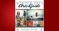 (Image is Clickable Link) Washington County Arts Guide Winter 2015