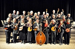 COURTESY PHOTO - The Oregon Mandolin Orchestra will return to the Walters Cultural Arts Center with special guests Marijke and Michiel Wiesenekker for a spring concert on April 22 at 7:30 p.m.