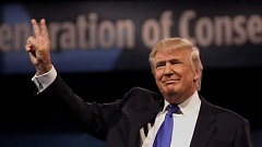 DONALDJTRUMP.COM - Republican presidential candidate Donald Trump has set up campaign offices in Tigard and Eugene, according to OPB News.