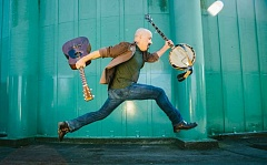 COURTESY PHOTO - Tony Furtado will bring an eclectic mix of classical, bluegrass, rock and country music to the Walters Cultural Arts Center May 6 at 7:30 p.m.
