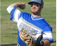 THE OUTLOOK: PARKER LEE - Gresham shortstop Trevor Nannini eyes a hopper into his glove during last weeks series sweep against David Douglas.