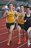 MATTHEW SHERMAN - West Linn seniors Roman and Grayson Ollar easily finished 1-2 in the 1500 and the 3000 at this year's district meet and have the top two times in those events heading into state.
