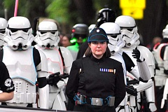 PAMPLIN MEDIA GROUP: LESLIE PUGMIRE HOLE - Cloud City Garrison has members from throughout western Oregon and southwest Washington; member march every year in the Starlight Parade.