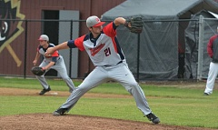 PAMPLIN MEDIA GROUP: MATTHEW SINGLEDECKER - The Seattle Mariners drafted Westview High pitcher Kenyon Yovan in the 32nd round on Saturday.