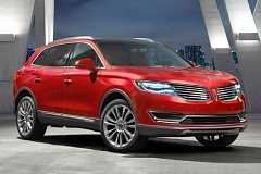 FORD MOTOR COMPANY - All new sheet metal is just one of many changes in the redesigned 2016 Lincoln MKX. It also features an optional new turbocharged 2.7-liter V6 under the hood.