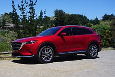 PORTLAND TRIBUNE: ZURSCHMEIDE - Mazda did everything right with the redesigned 2016 X-X 9, its largest vehicle.
