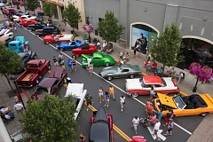 COURTESY OF BRIDGEPORT VILLAGE - The Third Annual Classic Car Show returns to Bridgeport Village this weekend.