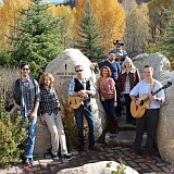 SUBMITTED PHOTO - Aspen Meadow Band will present a free concert Sunday as a benefit for CASA.