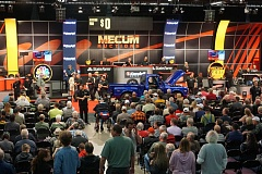 PORTLAND TRIBUNE: JEFF ZURSCHMEIDE  - Mecum Auctions will come back to Portland next year after a successful Father's Day weekend at the Expo Center.