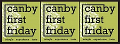 SUBMITTED IMAGES - Canby First Friday runs all summer.