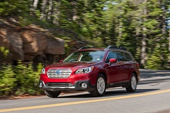 SUBARU OF AMERICA - The 2016 Subaru Outback is the perfect vehicle for the Pacific Northwest. It's can carry a family and their camping gear, and is good on gas for an all-wheel-drive wagon.