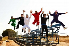 SUBMITTED PHOTOS - Headlining Rox in Sox will be the OzoKidz, the percussive, world-beat family band of Ozomatli.