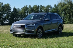 PORTLAND TRIBUNE: JEFF ZURSCHMEIDE - The completely redesigned 2017  Audi Q7 is the perfect family vehicle for the Pacific Northwest.