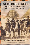 SUBMITTED PHOTO - Dunis enjoyed reading Gertrude Bell Queen of the Desert, Shaper of Nations this summer.
