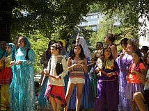 The 17th annual Iranian Festival will be held Aug. 6 in the Portland State University Park Blocks.