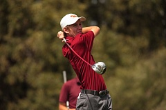 Alex Wrenn finished in a tie for second individually in his first D-III college national tournament this year.