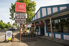 OUTLOOK PHOTO: JOSH KULLA - Heaven Scent Bakery is located right on Highway 212 in downtown Boring.