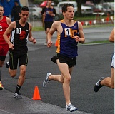 DAN BROOD - Horizon Christian senior Alex Olson looks to be one of the top runners in the district, and the state, this season.