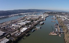 COURTESY WILLAMETTE RIVERKEEPER - The comment period for the EPA's proposed Superfund cleanup plan ends Tuesday night. Now the agency must devise a final cleanup plan by December.