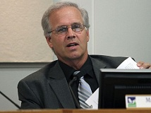 TIMES FILE PHOTO - Tigard City Councilor Marc Woodard said he is wary of considering a local option levy without an independent audit of the city's spending. As the city mulls a possible facilities bond measure as well, he said he wants a community recreation center to be considered.