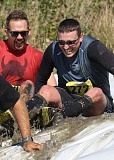 COURTESY PHOTO - Mud, Sweat & Beers premiered last year at Wooden Shoe Tulip Farm, and Woodburn Rotary is rolling out its second annual event Oct. 1.
