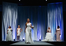 Brides will definitely want to check out the Wedding Attire Fashion Show which will be held on both Saturday and Sunday at Noon and 3 p.m.