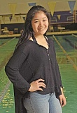 REVIEW PHOTO: VERN UYETAKE - Lake Oswego High senior Jenny Kwon volunteers to coach special-needs students on the swim and cross country teams at LOHS, all while maintaining a 4.34 GPA and staying active in community and school groups.