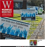 (Image is Clickable Link) Wilsonville Monthly April 2016