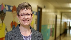 SUBMITTED PHOTO - Rachel Stucky came to the district in 2014 as the curriculum and instructor director. This month, Stucky announced she would leave the district for other education opportunities.