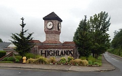 PMG PHOTO: BARBARA SHERMAN - Since its inception, the Highlands 55-plus community has been in unincorporated Washington County, but its residents may decide to become part of King City.