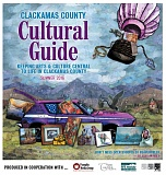 (Image is Clickable Link) Clackamas County Cultural Guide Summer 2016