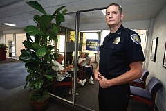 TIMES FILE PHOTO - Beaverton Police Chief Geoff Spalding announced his retirement on Wednesday morning after leading the Beaverton police force for seven years.
