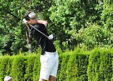 COURTESY: OREGON GOLF ASSOCIATION - It's been a big year, and summer, especially, of golfing growth for Nate Stember, a Lincoln High student who has qualified to play in big junior tournaments across the country and in Mexico.