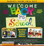 (Image is Clickable Link) Back to School 2016 - Gresham Barlow