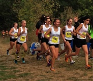 Forest Grove Girls Cross Country