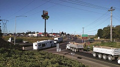 LARRY COONROD - The long-troubled off ramp and intersection at the Donald-Aurora I-5 interchange was a focus of complaints during a recent public meeting.